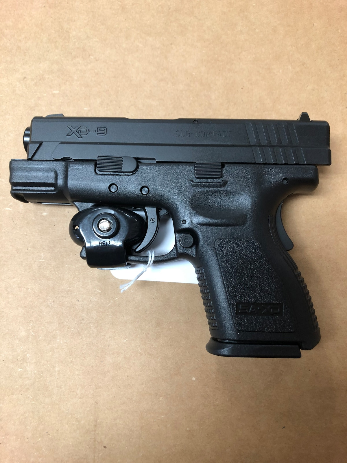 "SPRINGFIELD ARMORY XD 3"" DEFENDER HIGH CAP"