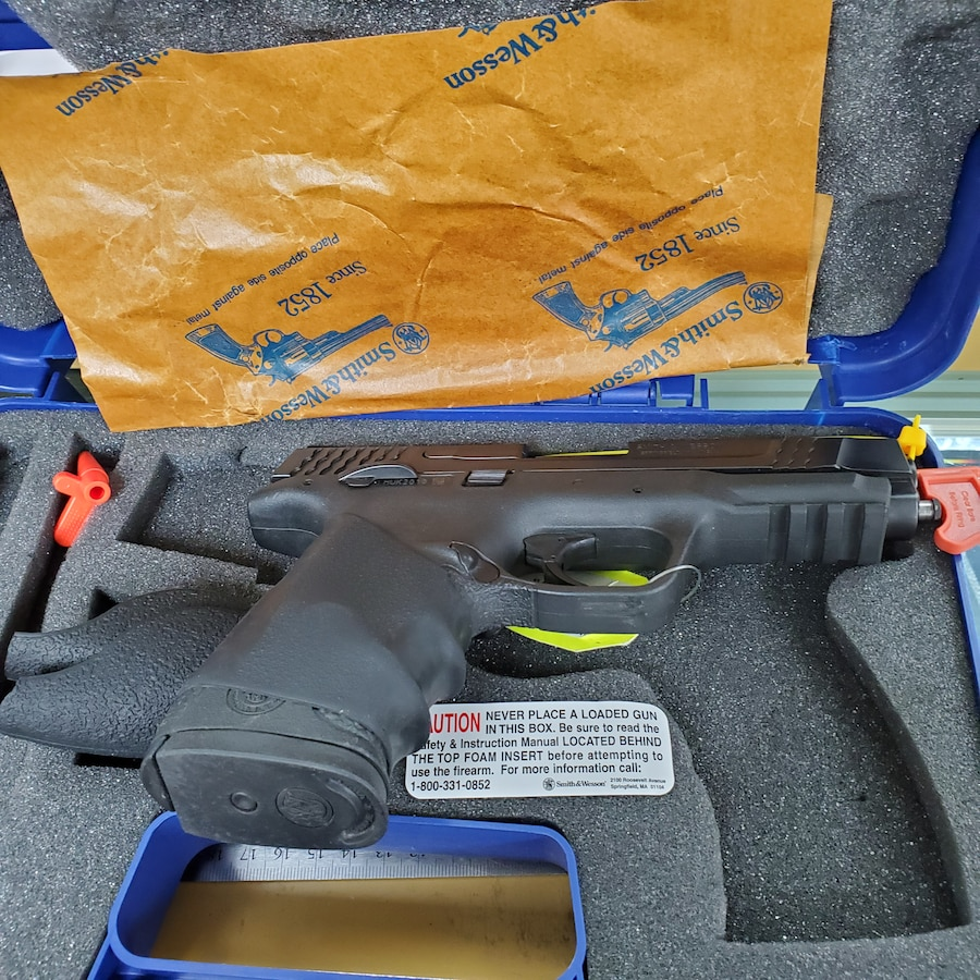 SMITH & WESSON LE M&P 45