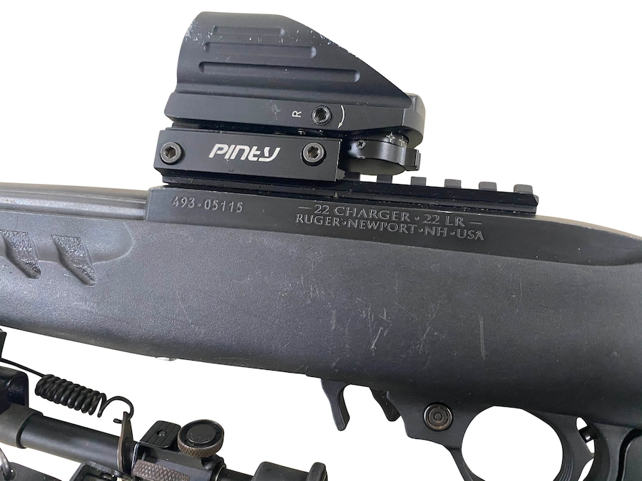 STURM, RUGER & CO., INC. 22 CHARGER