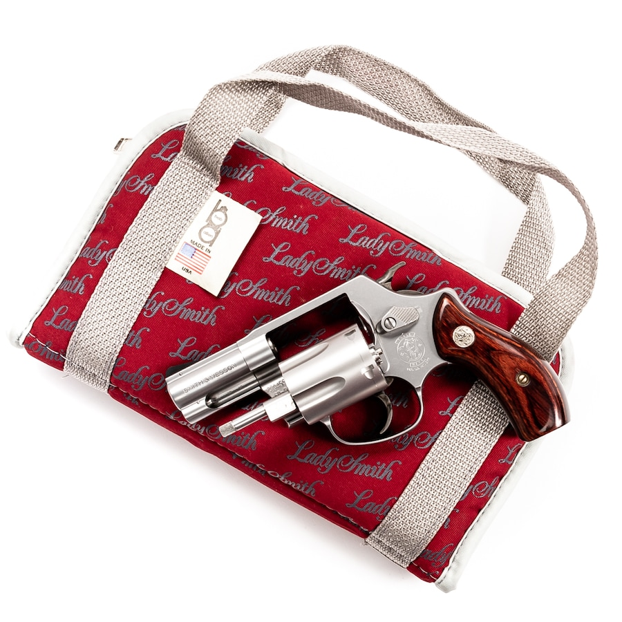 SMITH & WESSON MODEL 60-9 LADY SMITH