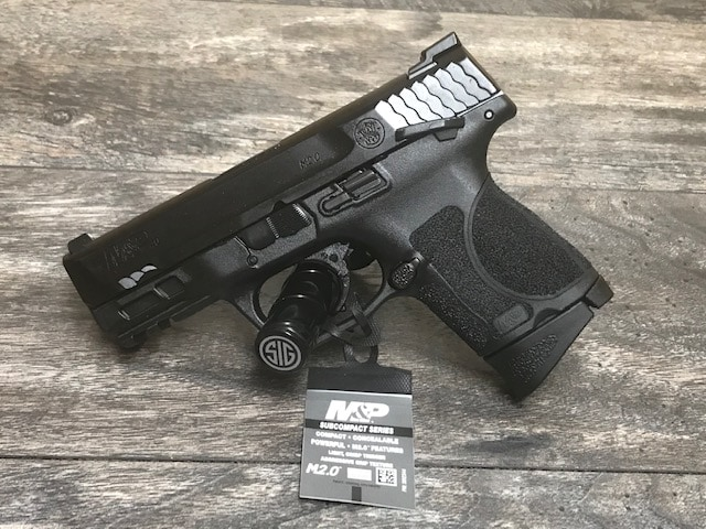 SMITH & WESSON M&P 40 M2.0 Sub-Compact
