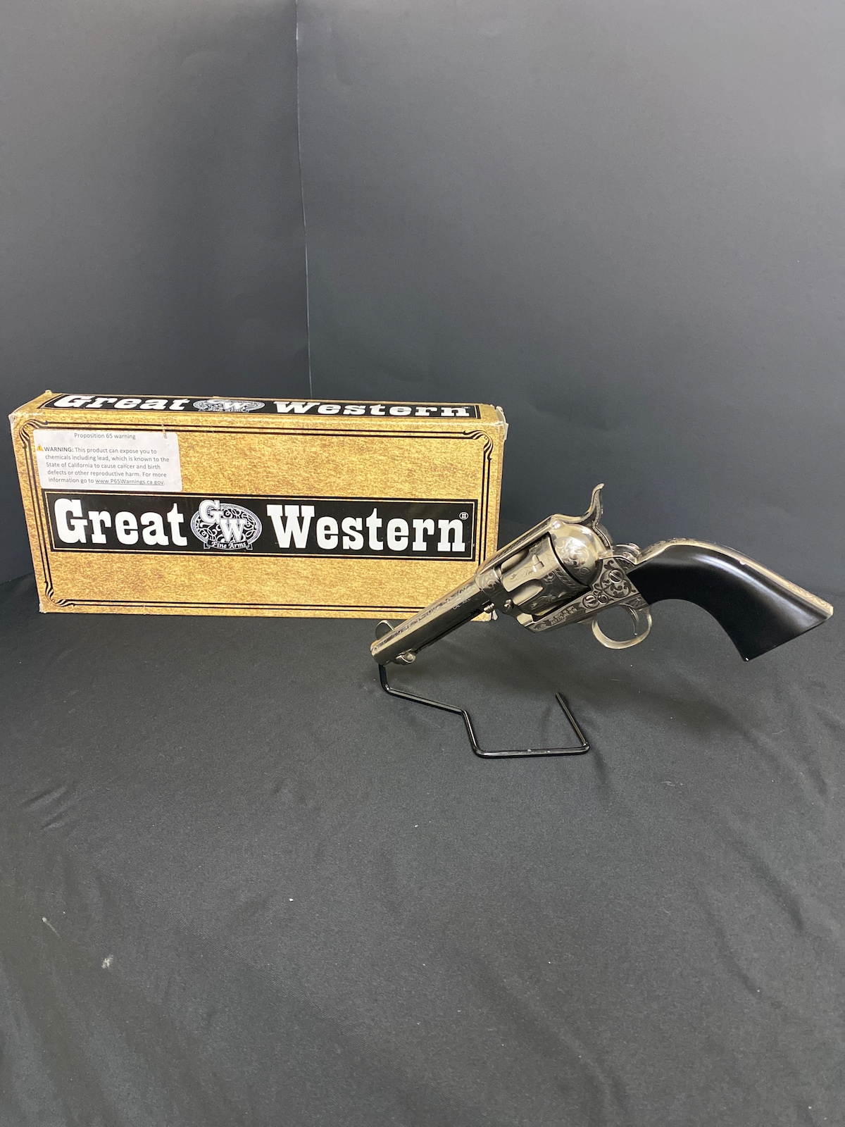 EMF GREAT WESTERN II US GRANT
