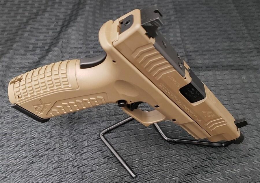 SPRINGFIELD ARMORY XDM XDM-9 4.5 Full Size
