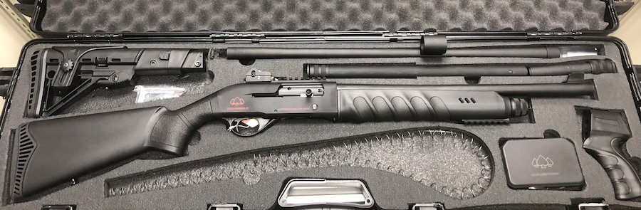 BLACK ACES TACTICAL combo package X series