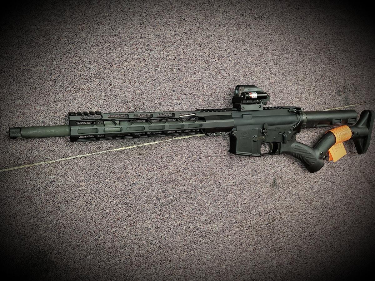 PALMETTO ARMS CO. M4 AR15 M16 Featureless pa-15