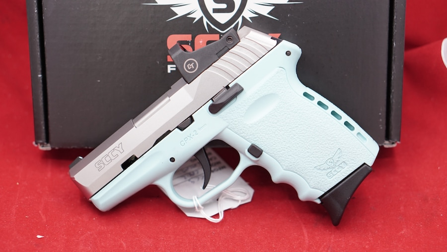 SCCY INDUSTRIES CPX-2 TTSBRD