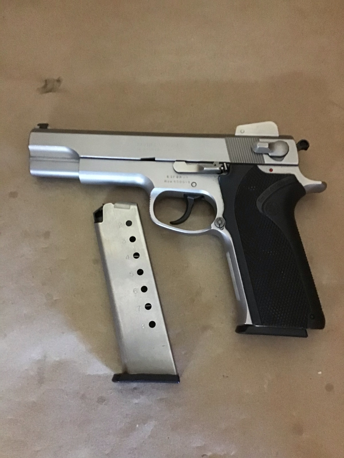 SMITH & WESSON 4506-1