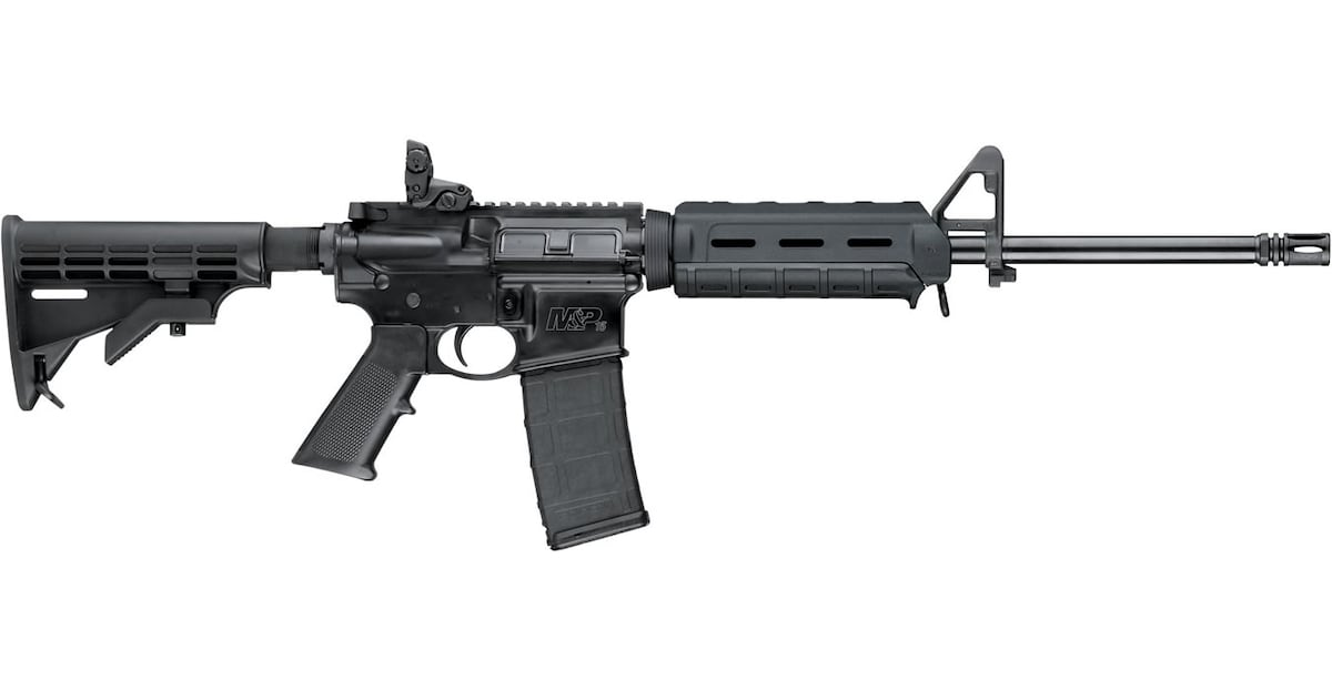 SMITH & WESSON M&P 15 SPORT II OR M-LOK