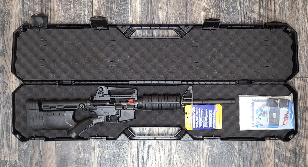 WINDHAM WEAPONRY R16M4A4CRN-NYTHD