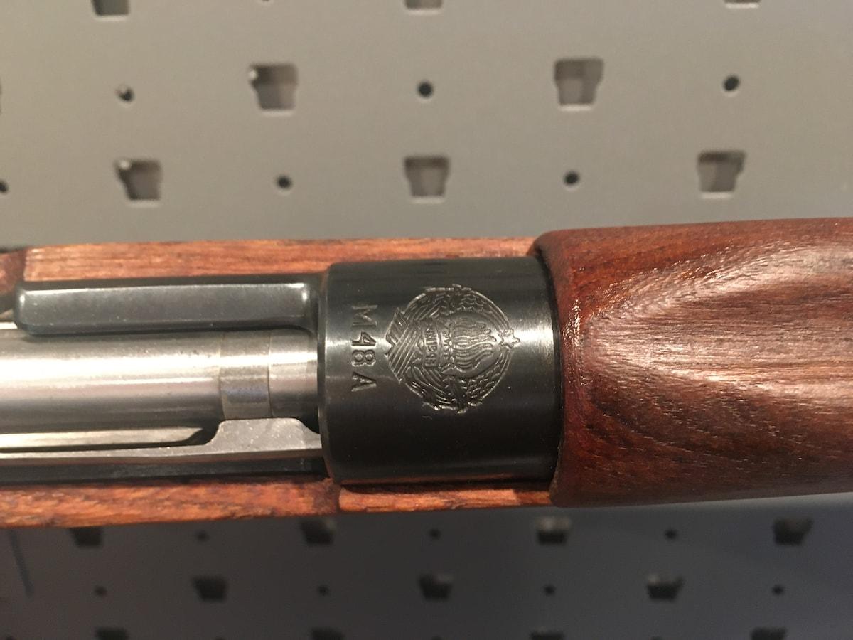 ZASTAVA M48A