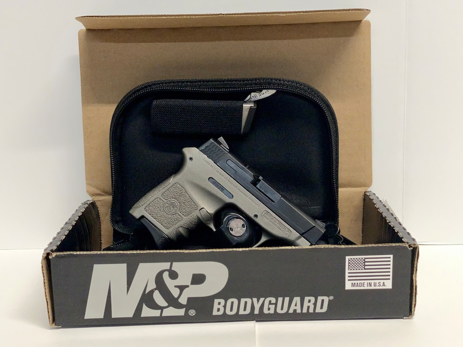 SMITH & WESSON M&P 380 Bodyguard