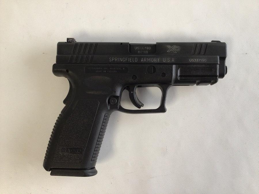 SPRINGFIELD ARMORY XD-357 SIG