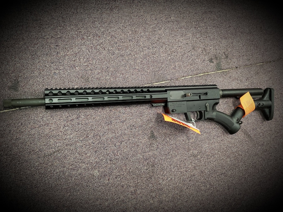 JUST RIGHT CARBINE Special Edition FEATURELESS AR AR-9MM