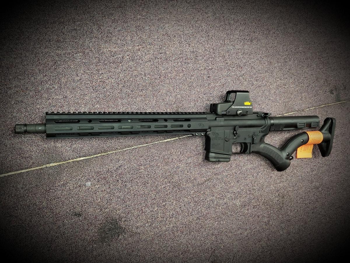 KARRI'S GUNS Featureless AR AR-15 M4 M16