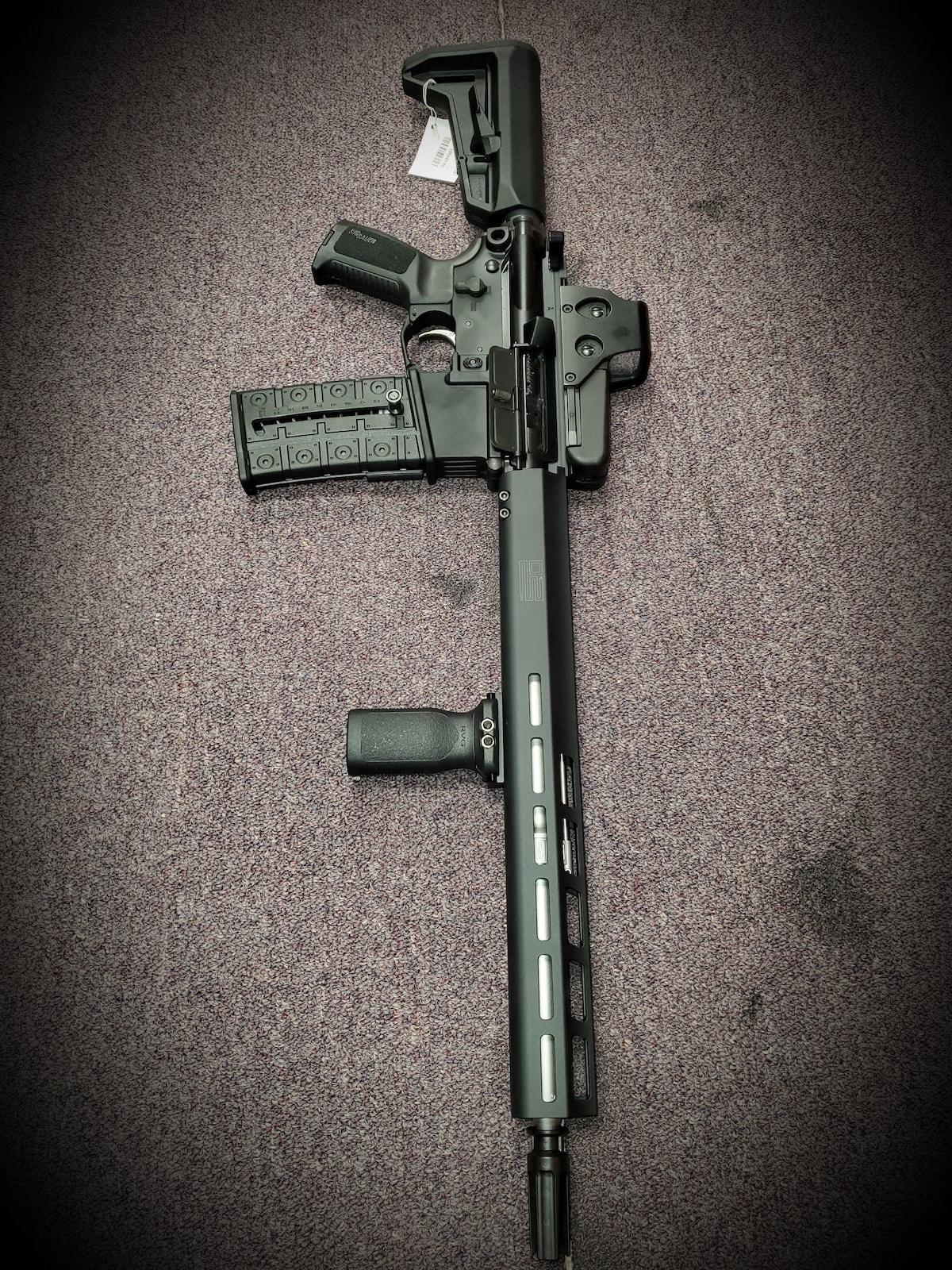 SIG SAUER FIXED MAGAZINE M400 AR15 M4 SIG SAUER