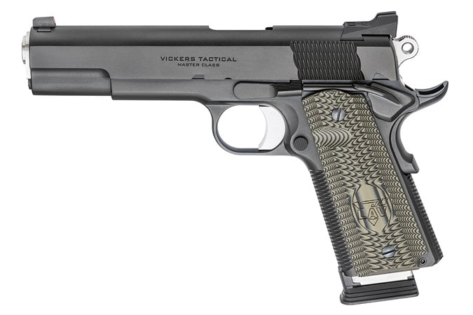 SPRINGFIELD ARMORY 1911 Larry Vickers
