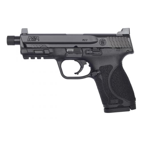 SMITH & WESSON M&P9 M2.0 COMPACT THREADED BARREL