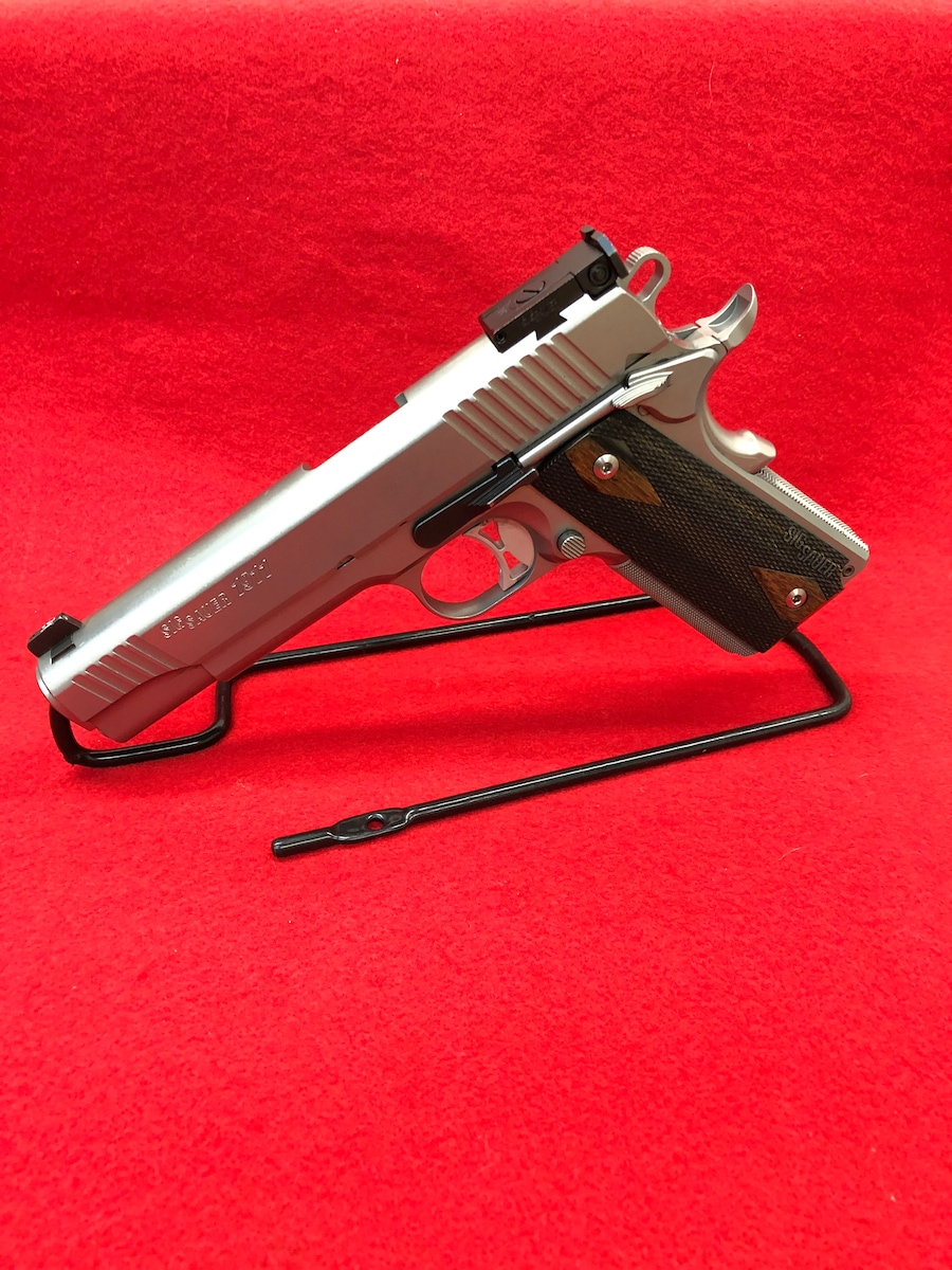 SIG SAUER 1911 MATCH ELITE FULL SIZE