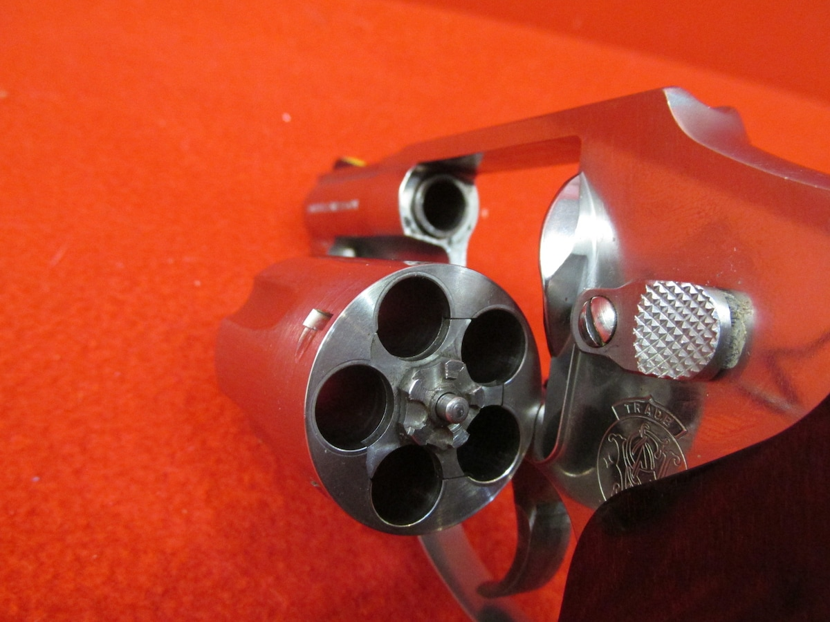 SMITH & WESSON 640-1