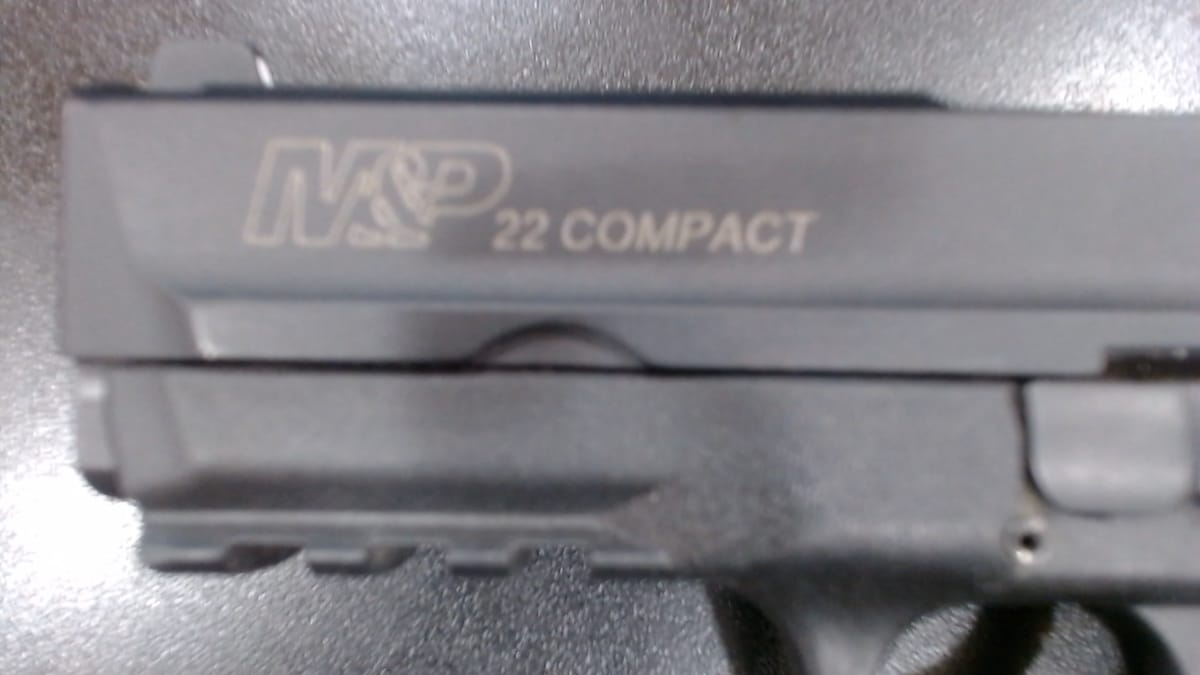 SMITH & WESSON M&P 22 COMPACT