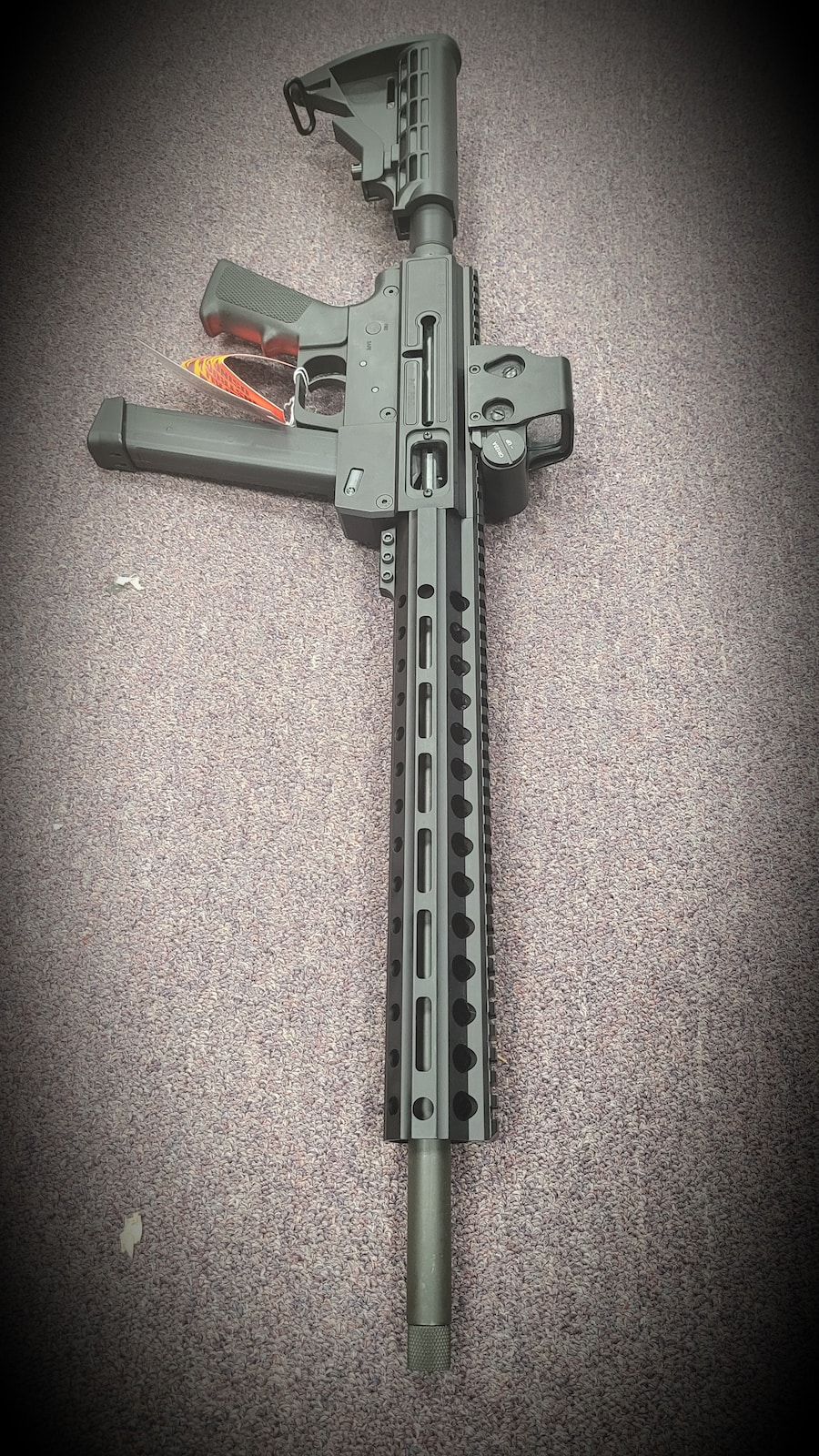 JUST RIGHT CARBINE 10rd magazine Just Right Carbine Gen 3 9mm MLok Rail