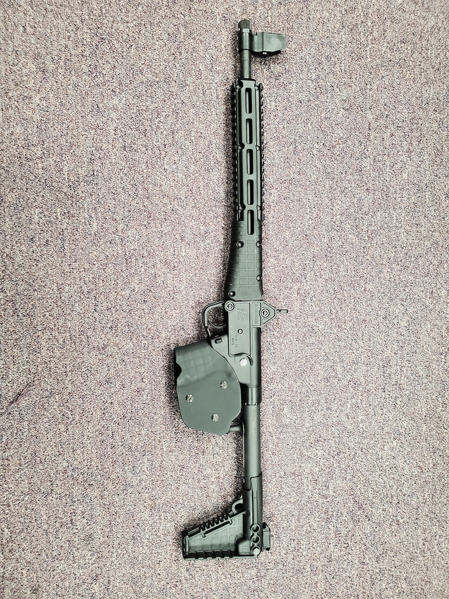 KEL-TEC Featureless Sub 2000 Gen 2 9mm Glock Mags