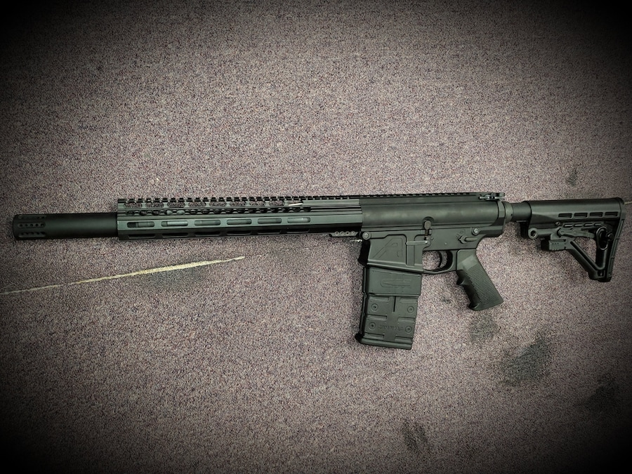 AERO PRECISION Fixed Magazine AR-10 AR10