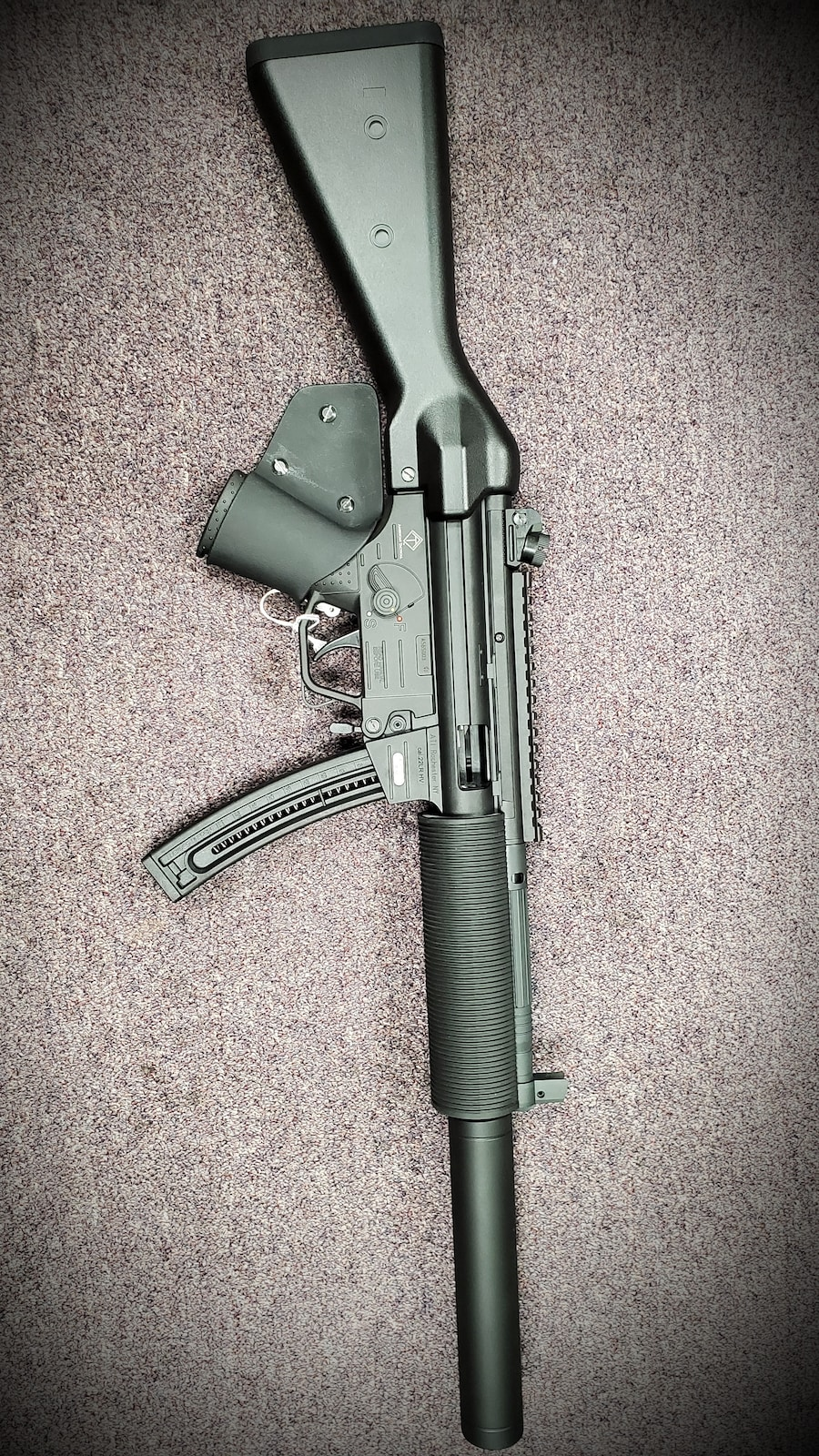 AMERICAN TACTICAL IMPORTS Featureless HK MP5 Clone gsg-522