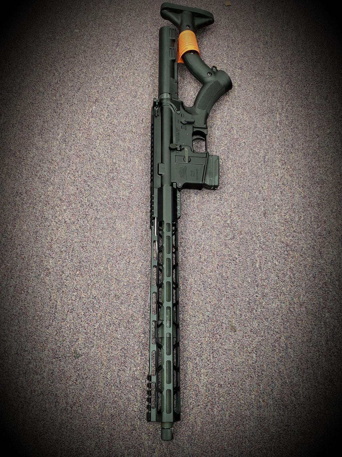 PALMETTO STATE ARMORY Featureless AR15 PA15 AR M4 M16