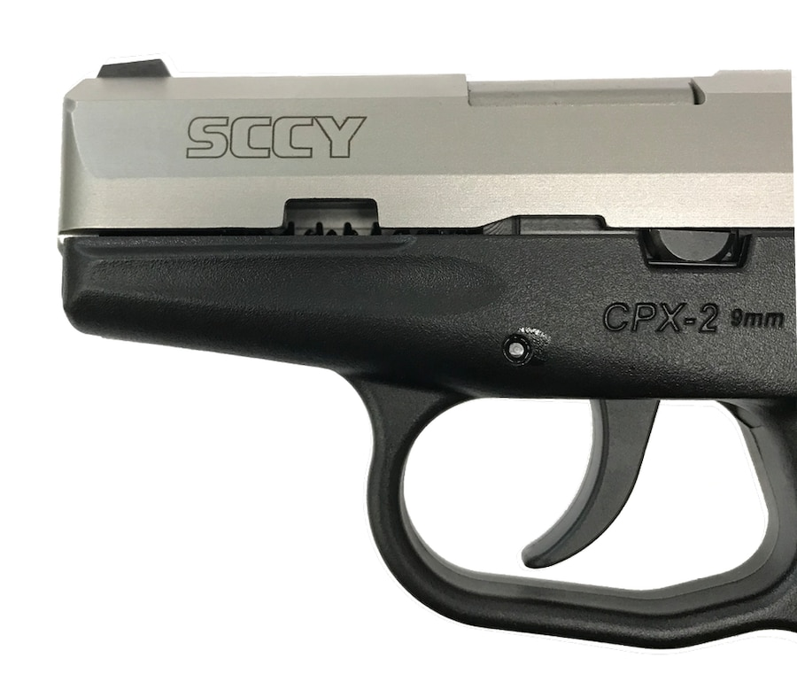 SCCY CPX-2 - CPX-2-TT