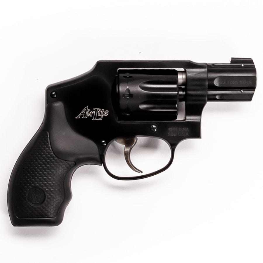 SMITH & WESSON 43C AIRLITE