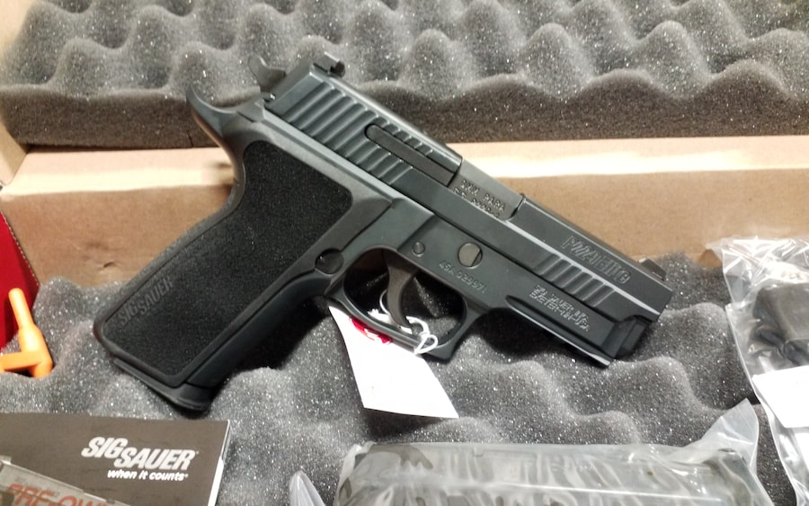 SIG SAUER P229 ELITE 9mm Factory REFURBISHED