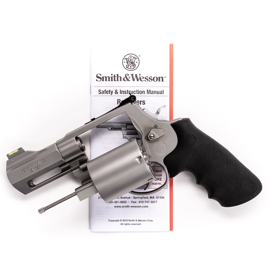 SMITH & WESSON 500 PERFORMANCE CENTER