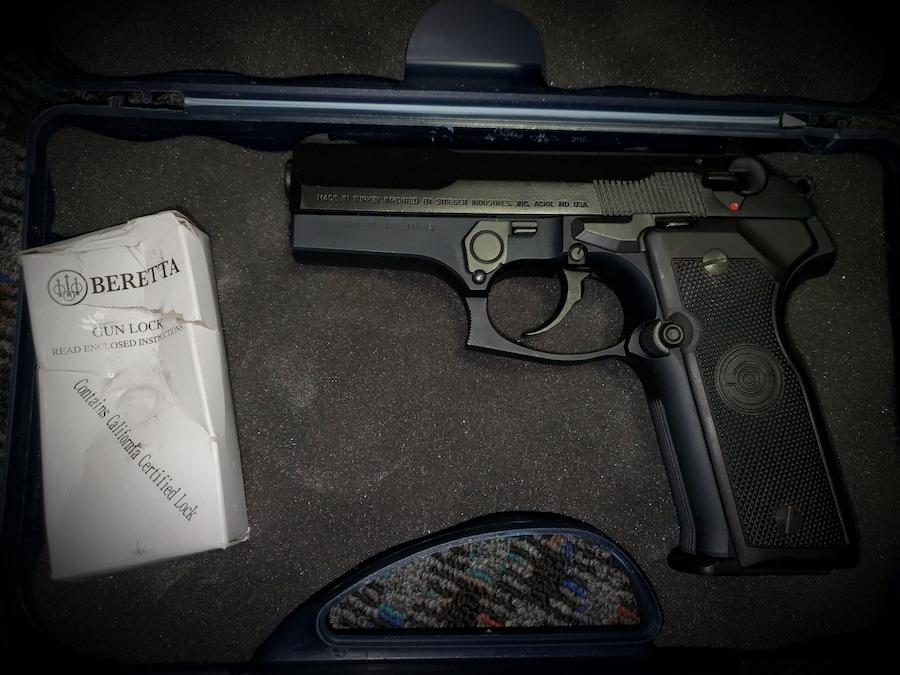 BERETTA STOEGER Cougar 9mm Double-Action Pistol