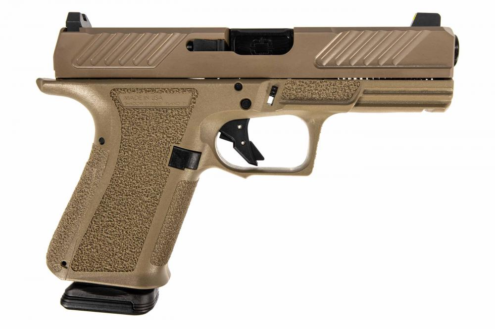 SHADOW SYSTEMS MR920 COMBAT FDE