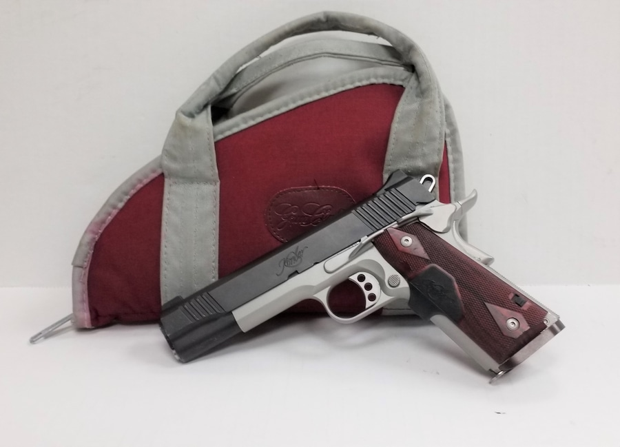 KIMBER OF OREGON, INC. CUSTOM CRIMSON CARRY II