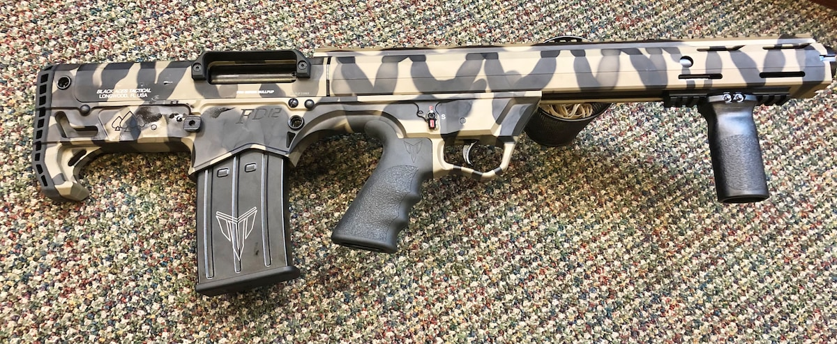BLACK ACES TACTICAL PRO SERIES BULLPUP PUMP