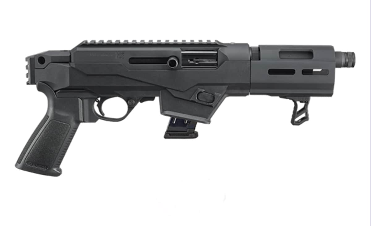 RUGER PC Charger Takedown