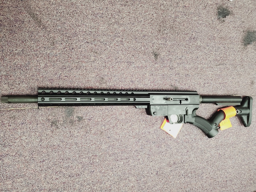 JUST RIGHT CARBINE Special Edition FEATURELESS AR AR-9MM Carbine