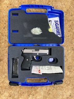 SIG SAUER P239 Stainless