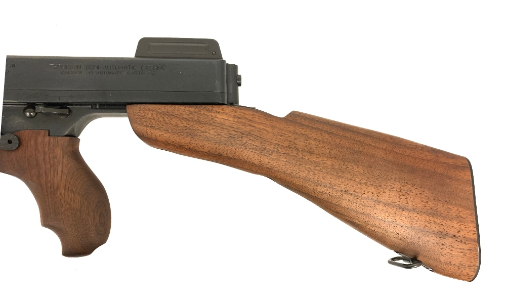 AUTO-ORDNANCE Thompson 1927A-1 Deluxe - T1B100D