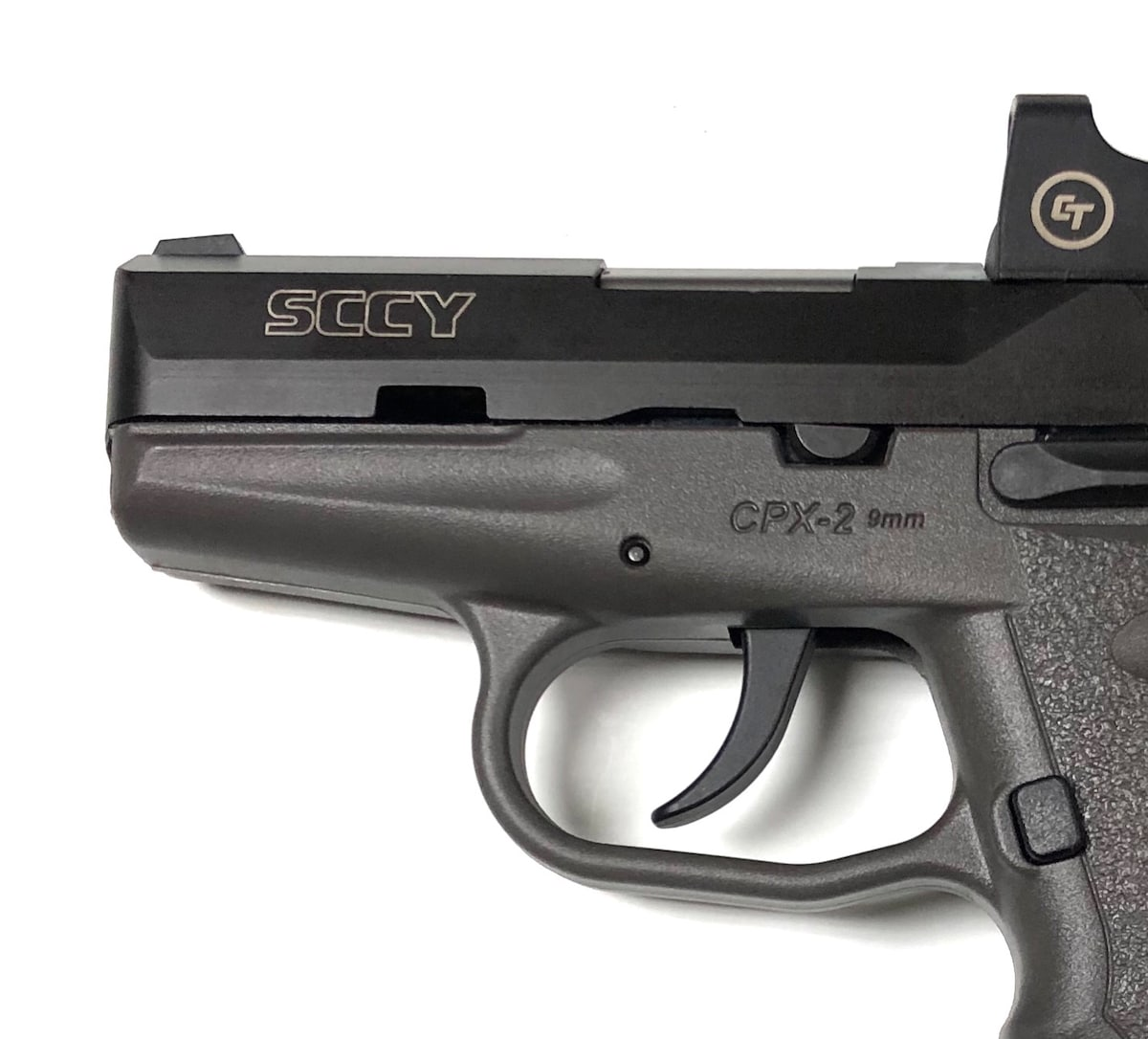SCCY CPX-2 - CPX-2CBSGRD