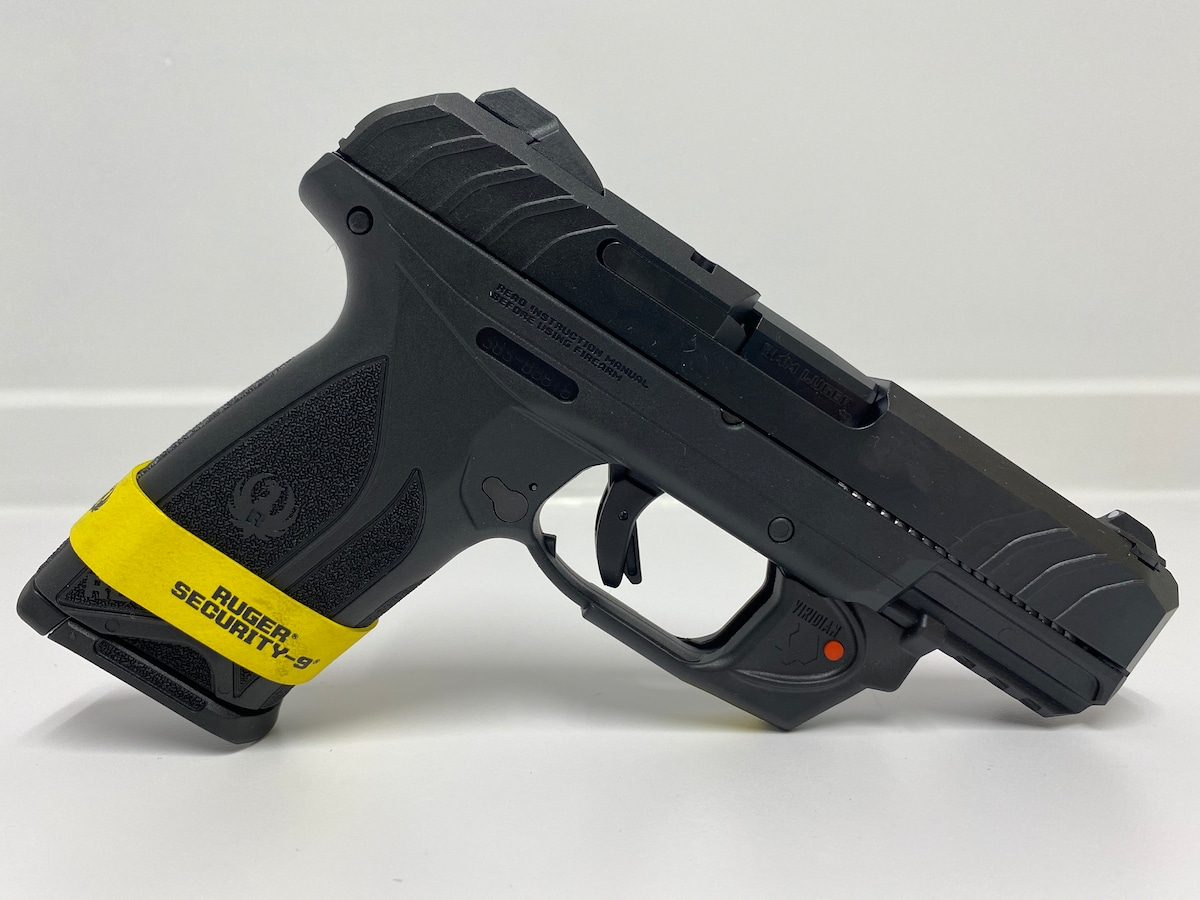 RUGER SECURITY 9