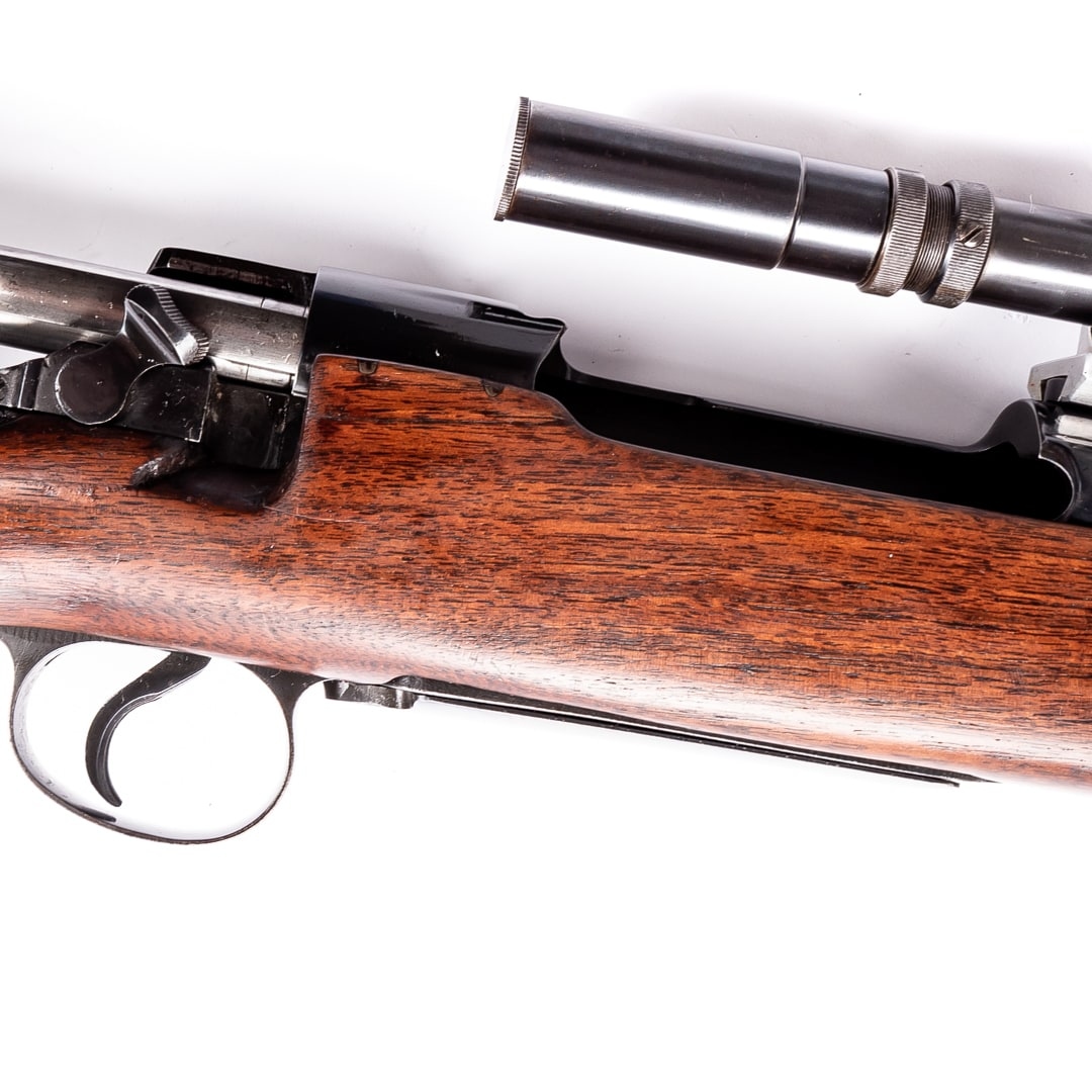 REMINGTON MODEL 1917 VENOR GIPSON CUSTOM