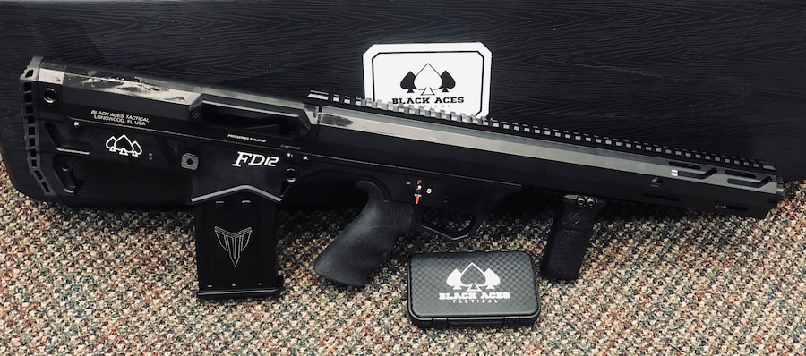 BLACK ACES TACTICAL PRO SERIES BULLPUP