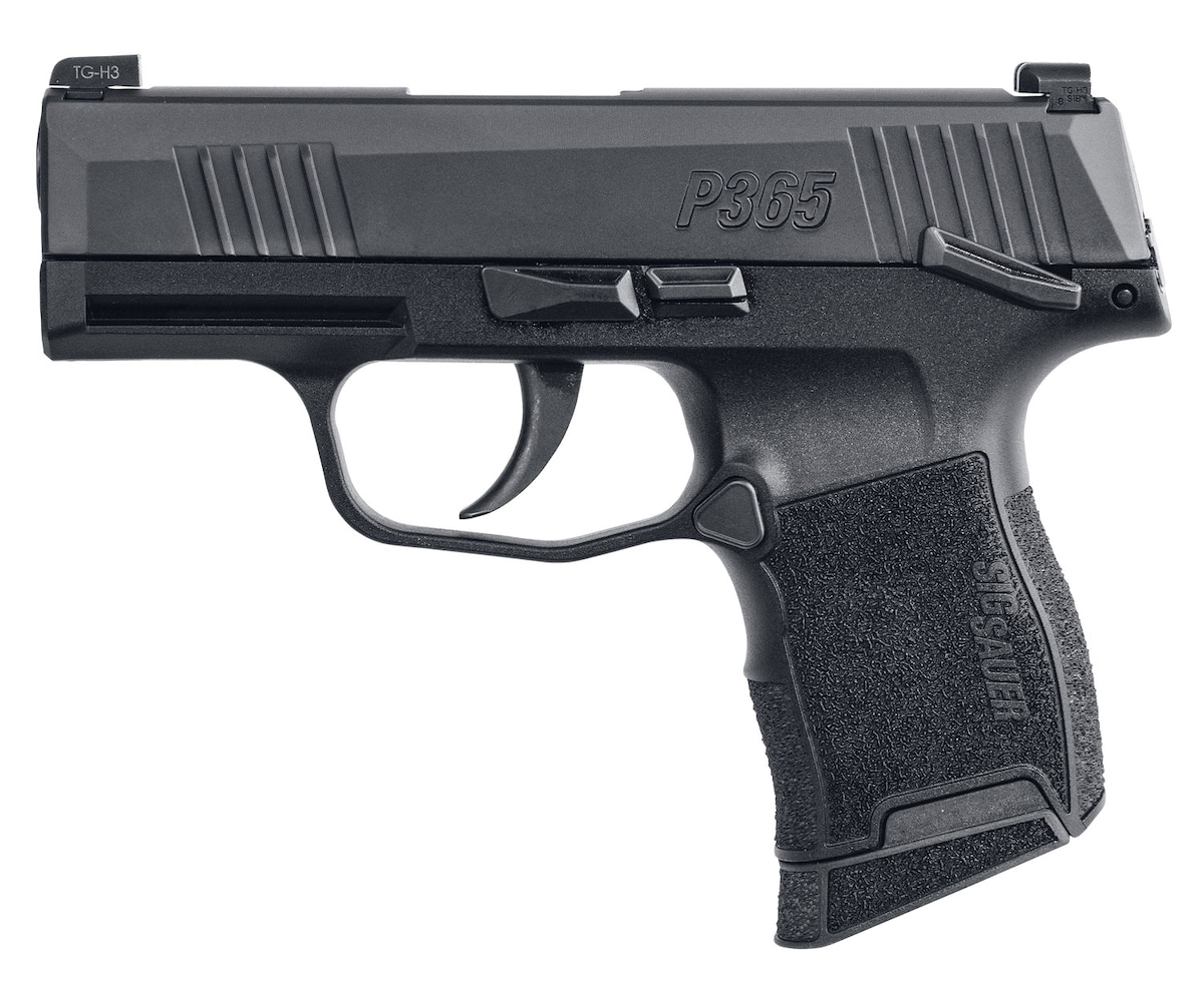 CZ P365  WITH MANUAL SAFETY