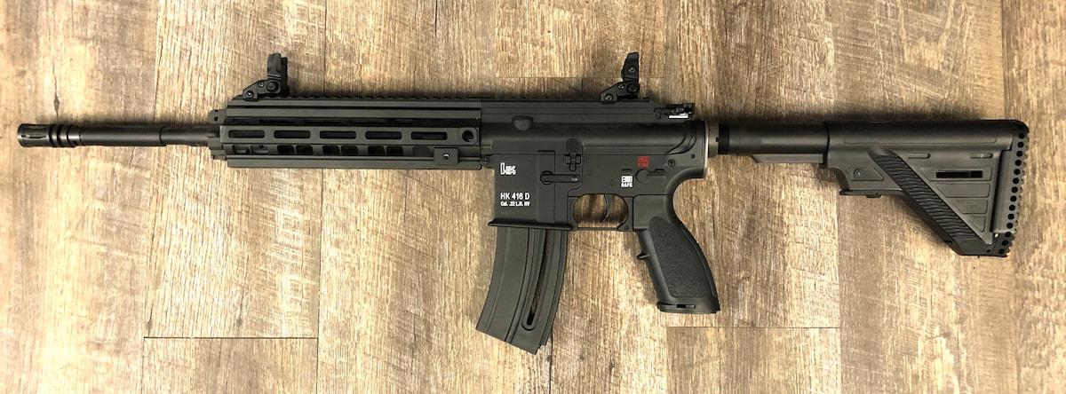 HECKLER & KOCH HK 416 D