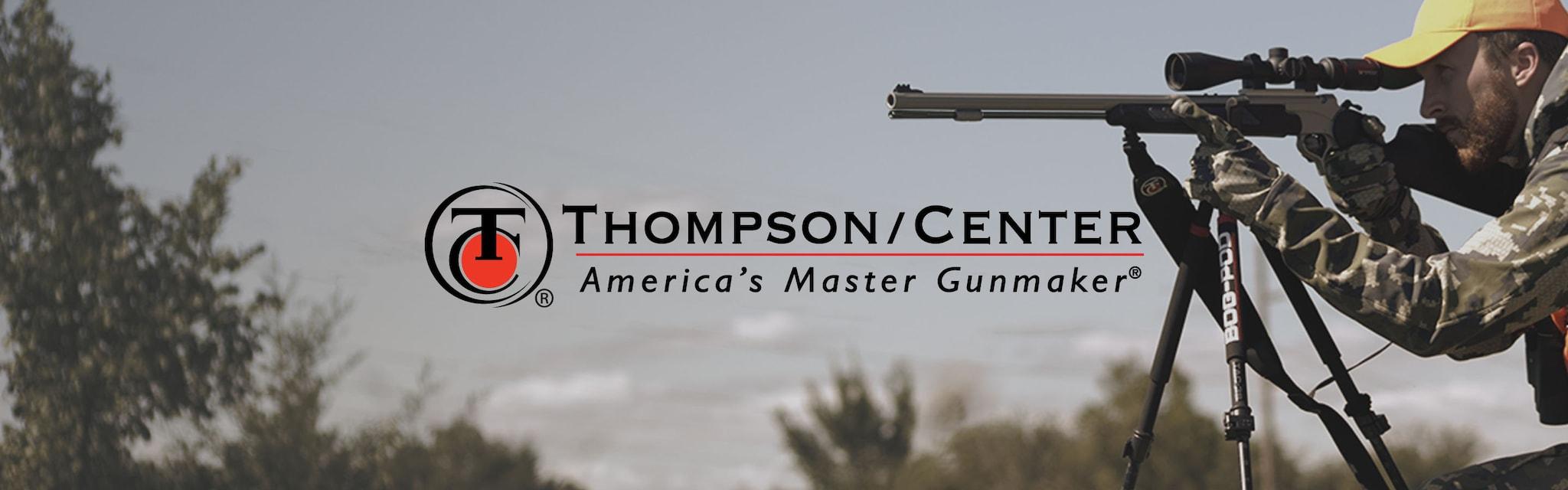 THOMPSON/CENTER BRAND BANNER