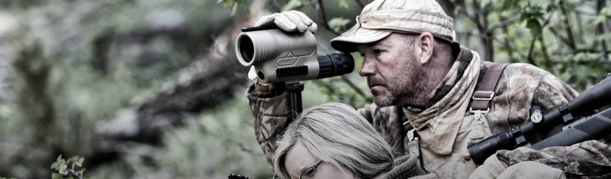 spotting scopes banner