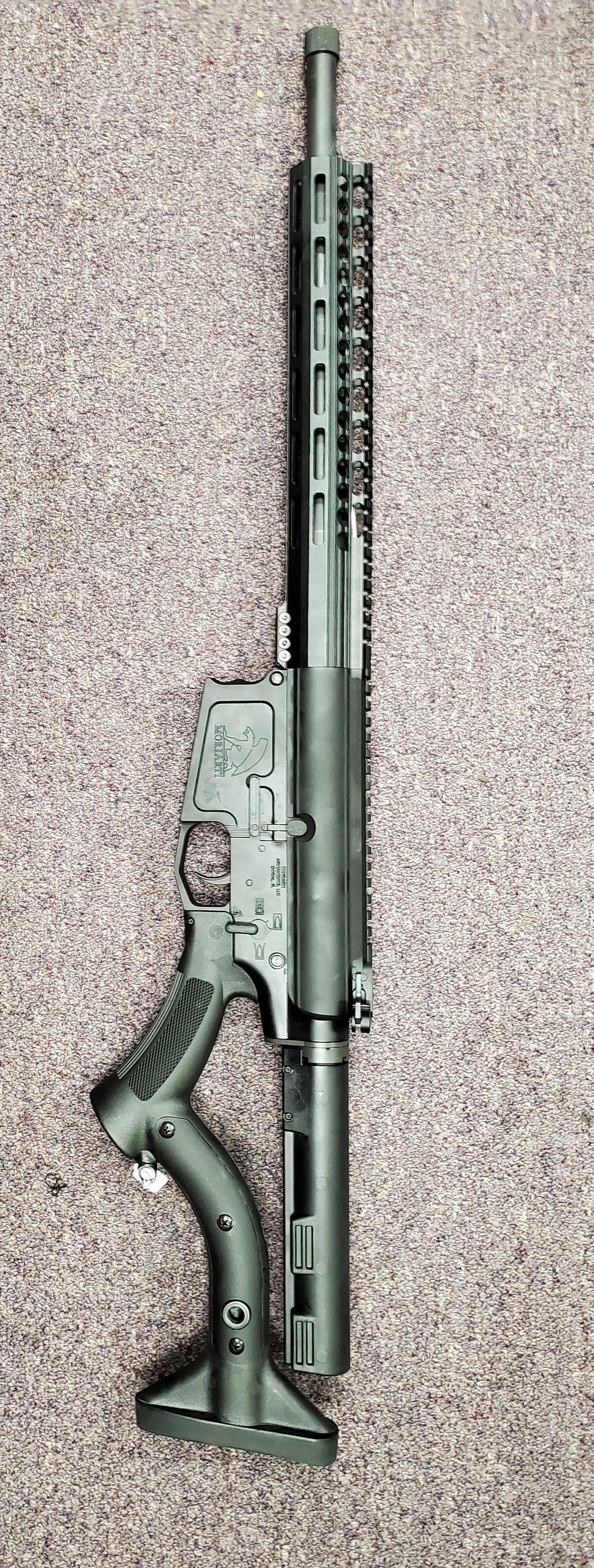 MORIARTI ARMAMENTS Special edition Featureless AR-10